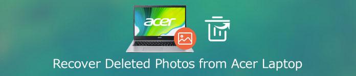 エイサーのラップトップから削除された写真を回復する