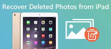 Gelöschte Fotos vom iPad wiederherstellen