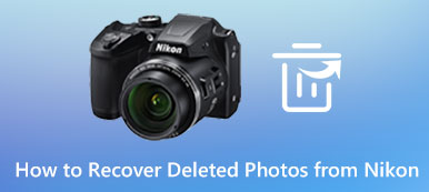 Recover Deleted Photos from Nikon