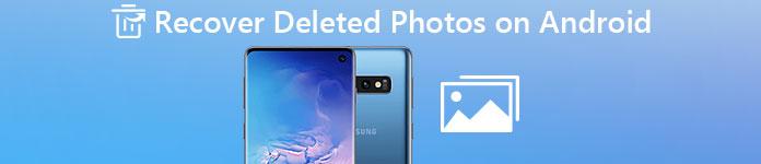Wiederherstellen gelöschter Fotos auf Android