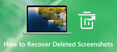 How to Recover Deleted Screenshot