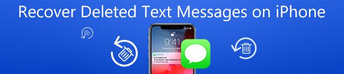 Gelöschte Textnachrichten auf dem iPhone wiederherstellen