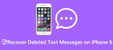 Recover Deleted Text Messages on iPhone 6