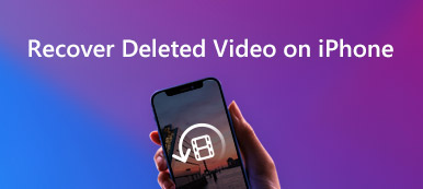 Recover Deleted Video on iPhone