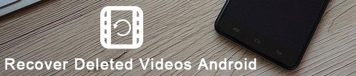 Récupérer des vidéos supprimées à partir d'Android
