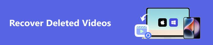 Gelöschte Videos wiederherstellen