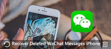 Recover Deleted Wechat Messages iPhone