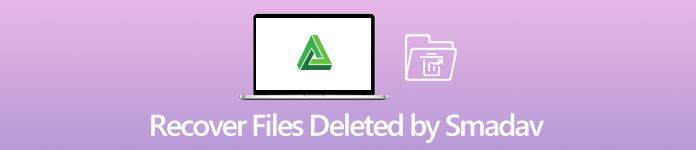 Récupérer les fichiers supprimés par Smadav