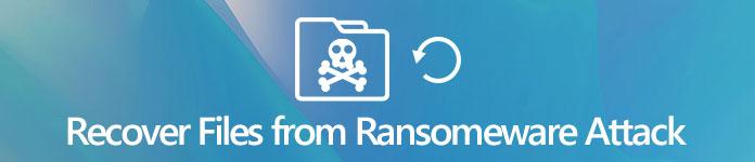 Stellen Sie Dateien von Ransomware Attack wieder her