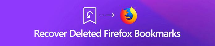 Récupérer signets Firefox