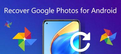 Récupérer Google Photos