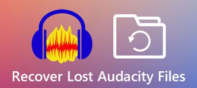 Recover Lost Audacity Files