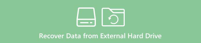 Восстановить данные с внешнего жесткого диска