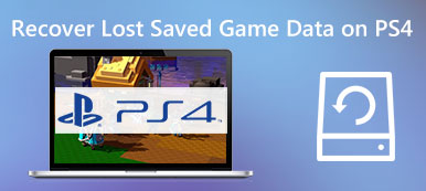 Recover Lost Saved Game Data on PS4