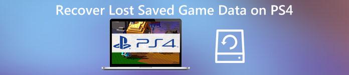 PS4で失われた保存済みゲームデータを回復する