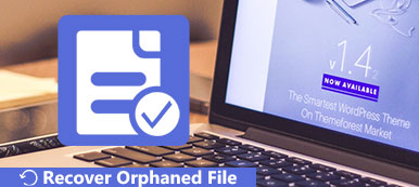 Recover Orphaned File
