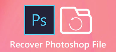 Recover Photoshop File