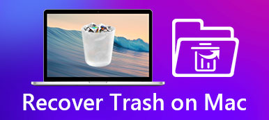 Recover Trash on Mac