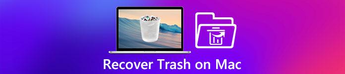 Papierkorb auf dem Mac wiederherstellen