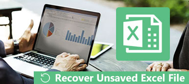 Recovering Unsaved Excel Files