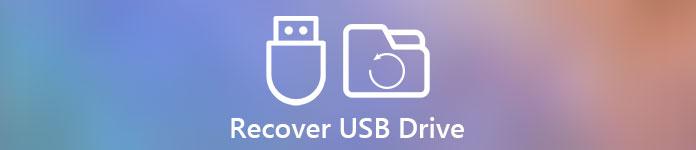 Récupérer clé USB