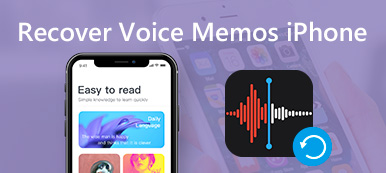 Recover Voice Memos on iPhone