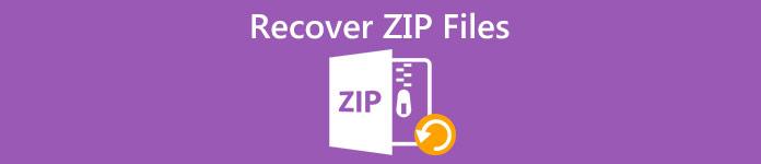 Récupération de fichier ZIP