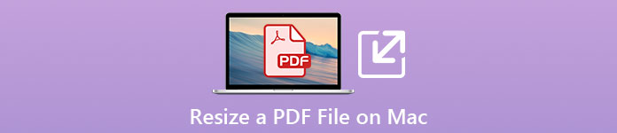 Reduce PDF Size on Mac