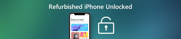 Überholtes iPhone freigeschaltet