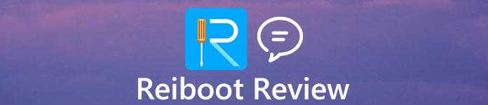 Examen ReiBoot