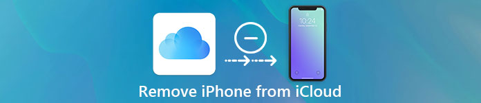 Supprimer l'iPhone d'iCloud