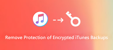 Remove Protection of Encrypted iTunes Backups