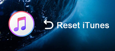Reset iTunes Library