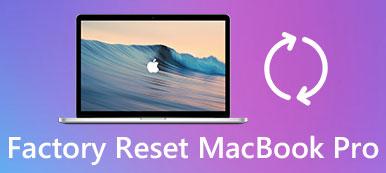 Setzen Sie das Macbook Pro zurück