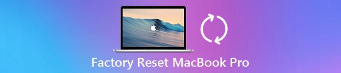 Macbook Proをリセットする