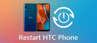 Starten Sie das HTC Phone neu