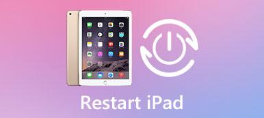 Starten Sie das iPad neu