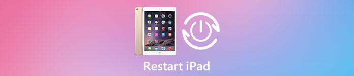 iPadを再起動する