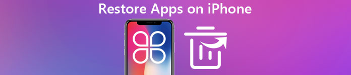Apps auf dem iPhone wiederherstellen