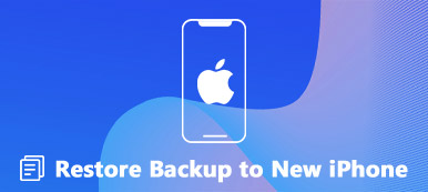 Restore Backup to New iPhone