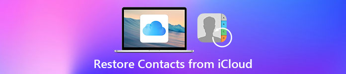 Get Contacts from iCloud