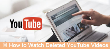 2019 Guide] 3 Ways to Watch Deleted YouTube Videos with/without URL