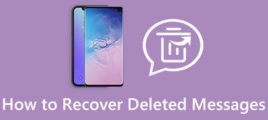 Recover Your Deleted Text Messages