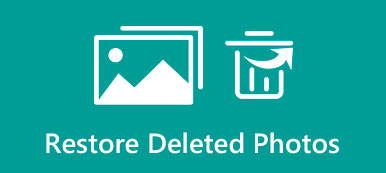 Restore Deleted Photos from Android