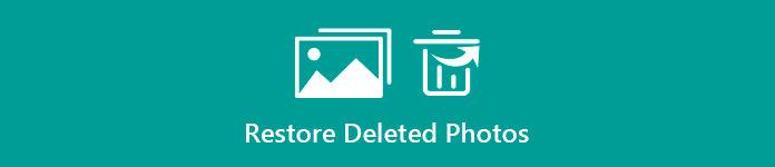 Restaurer les photos supprimées à partir d'Android
