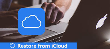 Restore from iCloud