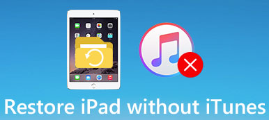 Restaurer l'iPad sans iTunes