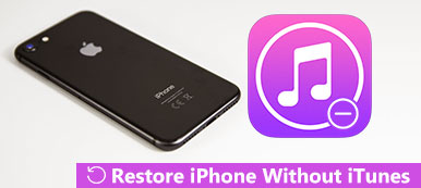 Restore Disabled iPhone without iTunes