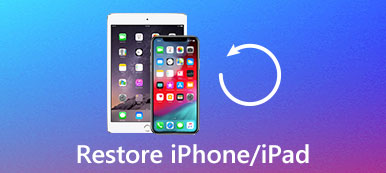 Restore iPhone without Updating