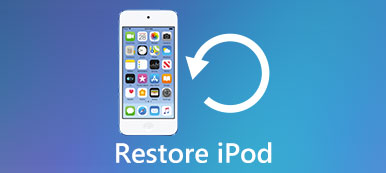 Restaurer l'iPod